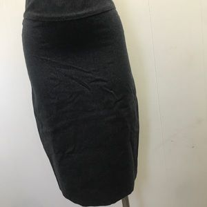 Dresses & Skirts - Woman's lined grey pencil skirt